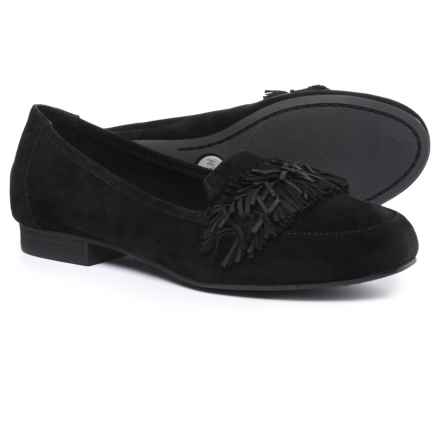 Adam Tucker by Me Too Marcela 14 Shoes - Suede (For Women) in Black Suede - Closeouts
