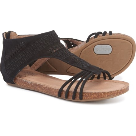 dc92e3f7c9e52 Adam Tucker by Me Too Nolana 14 Sandals - Leather (For Women) in Black