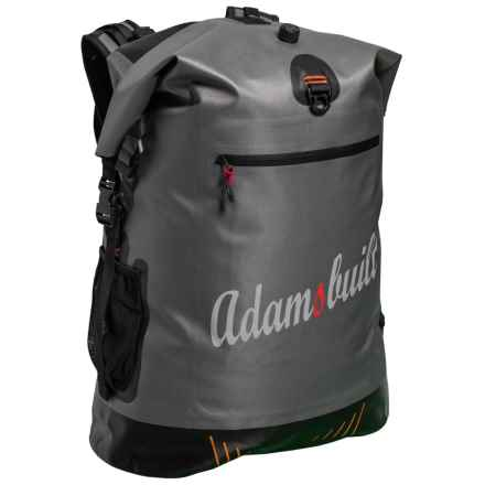 Adamsbuilt Schell Creek Backpack in Gray/Black - Closeouts