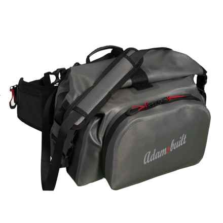 Adamsbuilt Schell Creek Hip Pack in Gray/Black - Closeouts