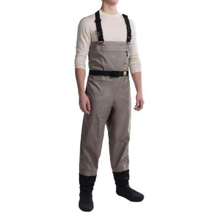 Adamsbuilt Walker River Waders - Stockingfoot in Tan - Closeouts