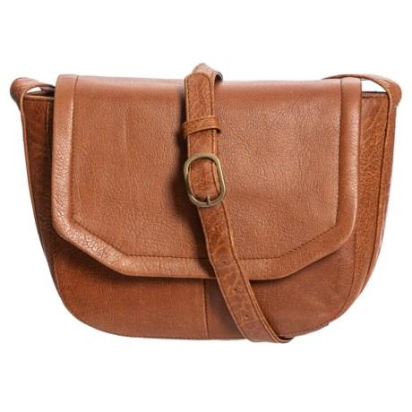 Addi Crossbody Bag - Leather (For Women)