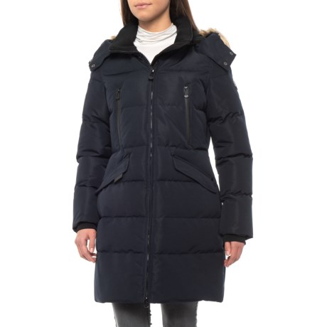 Image of Addle Long Parka - Insulated (For Women)