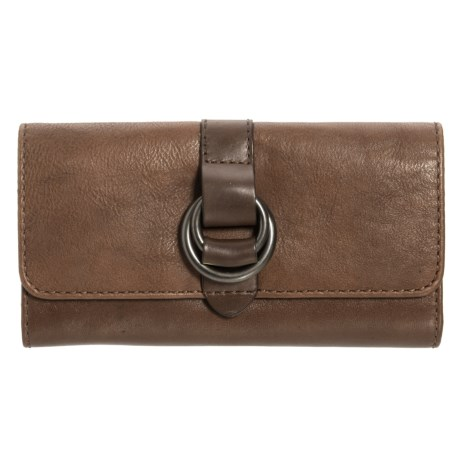 Image of Adelaide Snap Wallet - Leather (For Women)