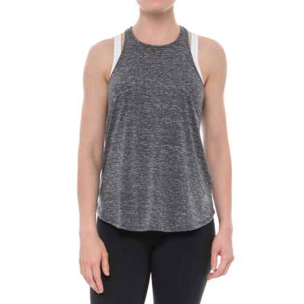 adidas 24/7 Tank Top (For Women) in Grey - Closeouts
