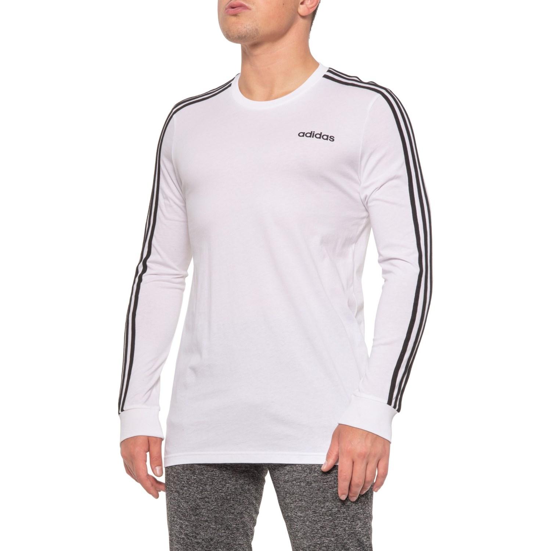 Ofensa Acción de gracias Desalentar  adidas 3-Stripe Cotton T-Shirt (For Men) - Save 28%