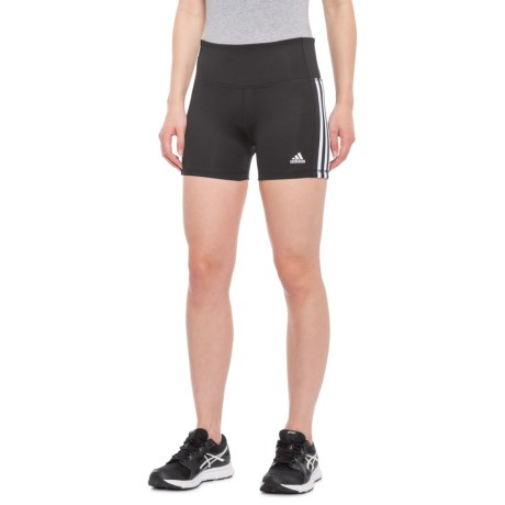 a69734e1fb7f4 adidas 3S Short Tights (For Women) in Black White