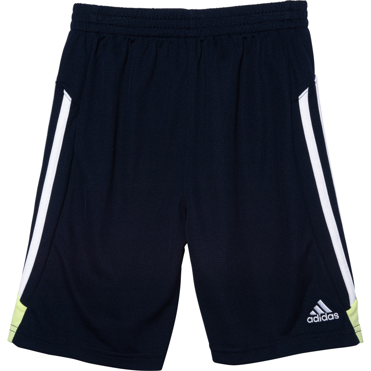 adidas 4KRFT 3 Stripe Shorts (For Toddler and Little Boys