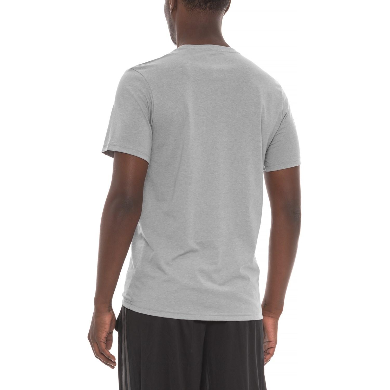 2145b7861 adidas 60/40 T-Shirt - Short Sleeve (For Men)