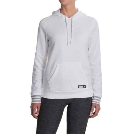 adidas Adigirl Hoodie (For Women) in White - Closeouts