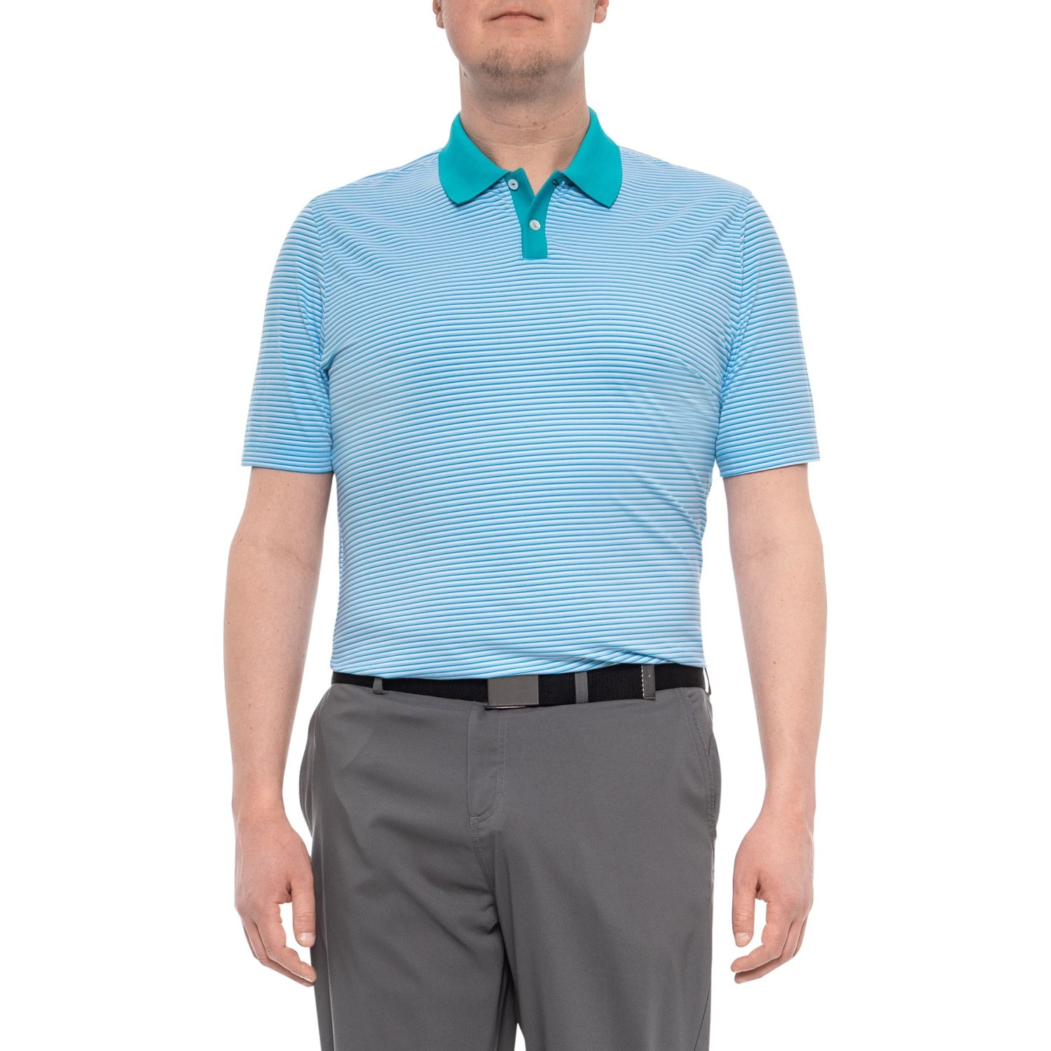 d393c6e204 adidas Adipure Solid Polo Shirt (For Men) - Save 76%