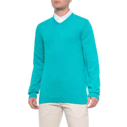 buy popular fba7e 5ca02 adidas Adipure Sweater - Wool (For Men) in Energy Blue - Closeouts