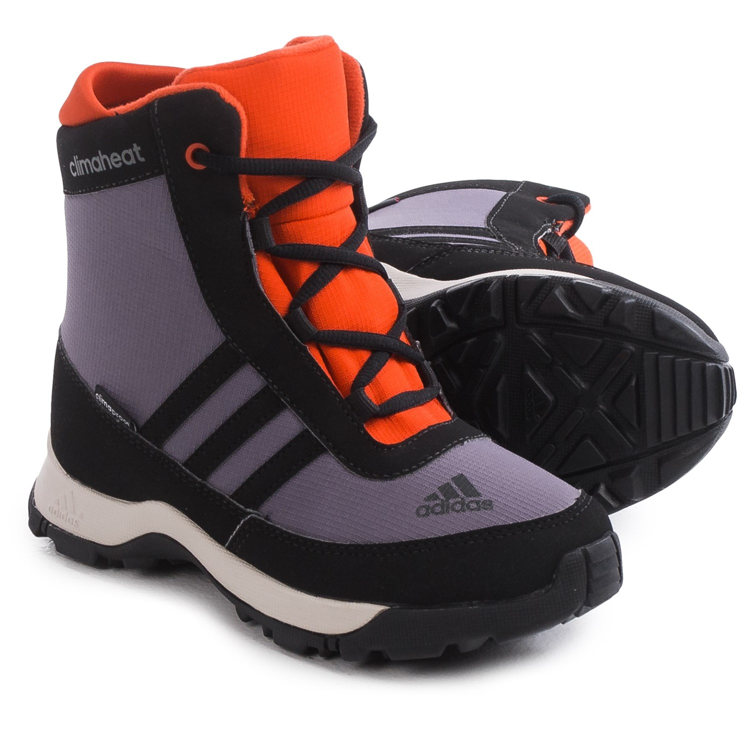 adidas Adisnow Snow Boots  Waterproof, Insulated For Little and Big