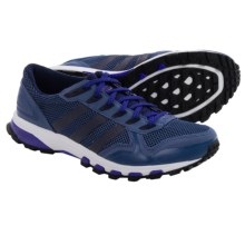 adidas Adizero XT 5 Trail Running Shoes (For Men) in Vista Blue/Col. Navy/White - Closeouts