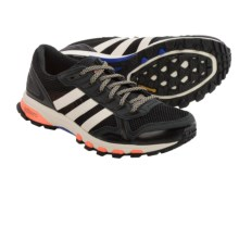 adidas Adizero XT 5 Trail Running Shoes (For Women) in Black/Chalk White/Flash Orange - Closeouts