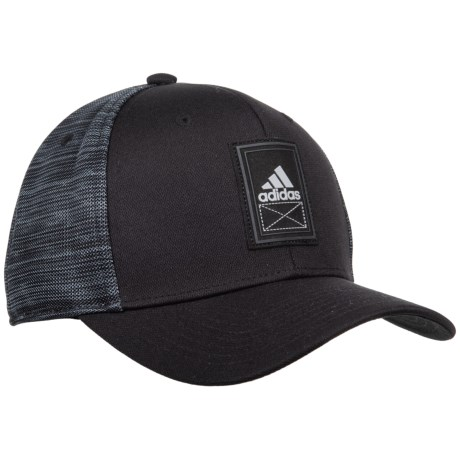 designer fashion baa0b 8d3e9 adidas Alliance Baseball Cap (For Men) in Black Grey