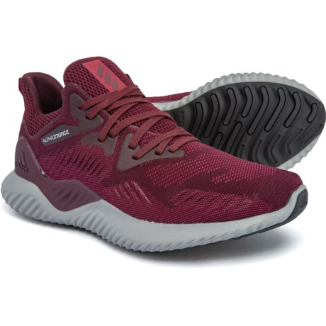 af0546d5352ef adidas AlphaBOUNCE Beyond Cross-Training Shoes (For Men) in Maroon Maroon