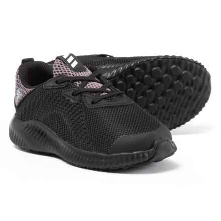 adidas AlphaBounce RC Running Shoes (For Big and Little Kids) in Core Black - Closeouts
