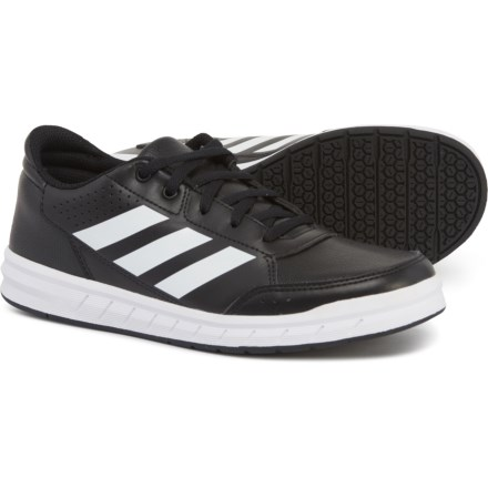 6d3351bf201 adidas Altasport Shoes (For Little and Big Boys) in Black White
