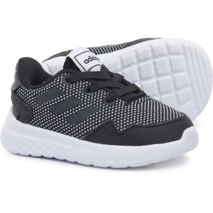 adidas Kids adidas Kids Cloudfoam Ultimate (Little KidBig Kid) (Core BlackCore BlackGrey Five) Kids Shoes from 6pm   People