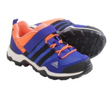 adidas AX2 CF Hiking Shoes (For Little and Big Kids) in Light Purple/Black/Chalk White - Closeouts