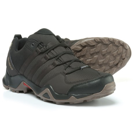 1846fcb61 adidas AX2 ClimaProof® Hiking Shoes - Waterproof (For Men) in Night Brown