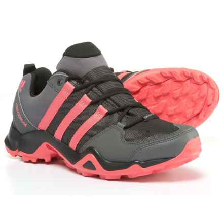 adidas AX2 ClimaProof® Hiking Shoes - Waterproof (For Women) in Vista Grey/Black/Super Blush - Closeouts