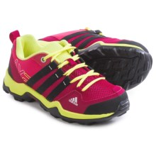 adidas AX2 Hiking Shoes (For Little and Big Kids) in Super Pink/Black/Bold Pink - Closeouts