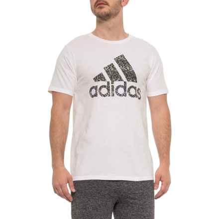 02ece52e adidas Badge of Sport Dash Camo CC Graphic T-Shirt (For Men) - Save 26%