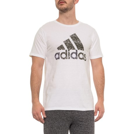 a83f4f0b5 adidas Badge of Sport BF Camo CC Graphic T-Shirt (For Men) - Save 26%