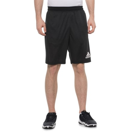 499f7d848f1f adidas Badge of Sport Shorts (For Men) in Black - Closeouts