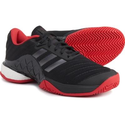 adidas Barricade 2018 BOOST Tennis Shoes (For Men)