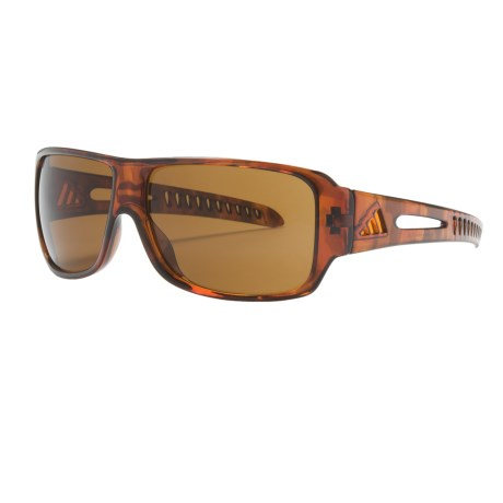 Adidas Bonzer Sunglasses in Havanna/Brown