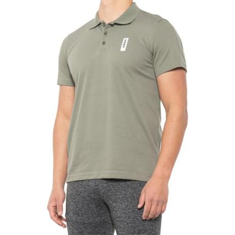 adidas Brilliant Basics Polo Short Sleeve Mens Shirt