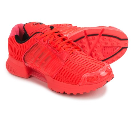 adidas ClimaCool® 1 Running Shoes (For Men) in Solar Red/Solar Red