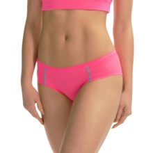 adidas Climacool® Cheekster Panties (For Women) in Solar Pink/Bright Cyan - Overstock
