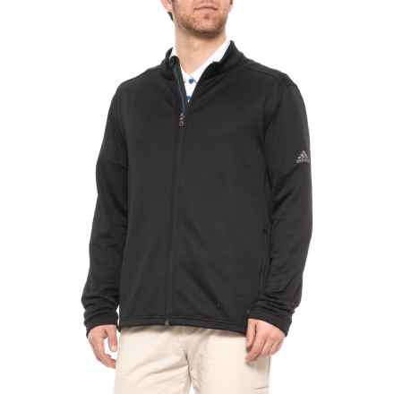 check out 5a1ac 45f52 adidas ClimaHeat® Jacket (For Men) in Black - Closeouts