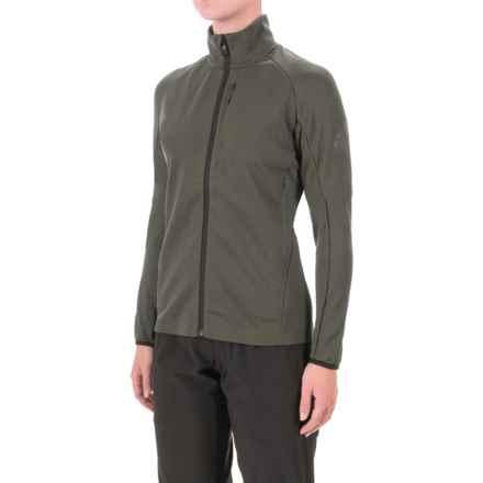 adidas ClimaHeat® Polartec® Fleece Jacket (For Women) in Utility Grey - Closeouts