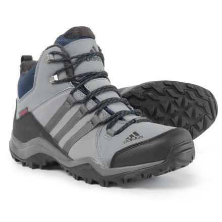 adidas ClimaHeat® Winterhiker II ClimaProof® Hiking Boots - Waterproof, Insulated (For Men) in Vista Grey/Granite/Black - Closeouts