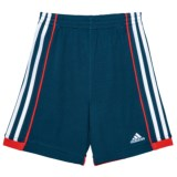 adidas ClimaLite® Next Speed Shorts (For Little Boys and Toddlers)