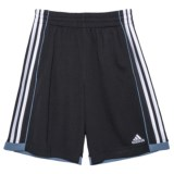 adidas ClimaLite® Next Speed Shorts (For Little Boys)