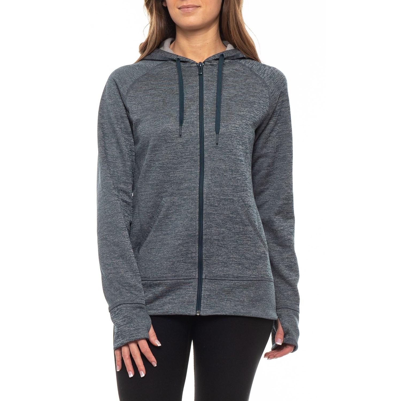 Adidas Women Fleece Full Climawarm® Zip Hoodiefor 5jRL4q3A