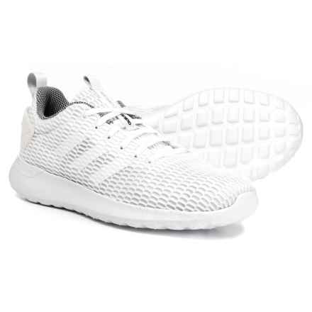 adidas Cloudfoam® Lite Racer CC Training Shoes (For Men) in Footwear White/Footwear White/Grey Two - Closeouts