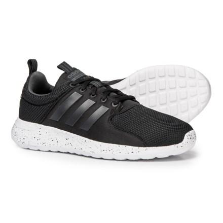 d8c34d5b5 adidas Cloudfoam Lite Racer Running Shoes (For Men) in Core Black Carbon