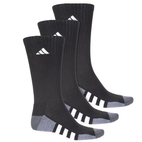 best sneakers 32280 f9b91 adidas Color-Block 3-Stripe Socks - Crew, 3-Pack (For