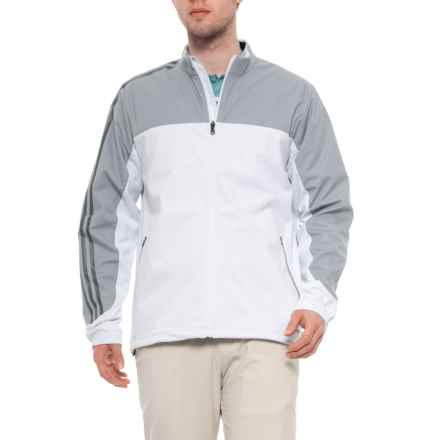 15c9b12bb7 adidas Competition Wind Jacket (For Men) in Mid Grey - Closeouts