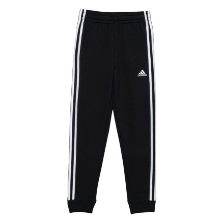c8945a34468e adidas Cotton Fleece Joggers (For Big Boys) in Black - Closeouts