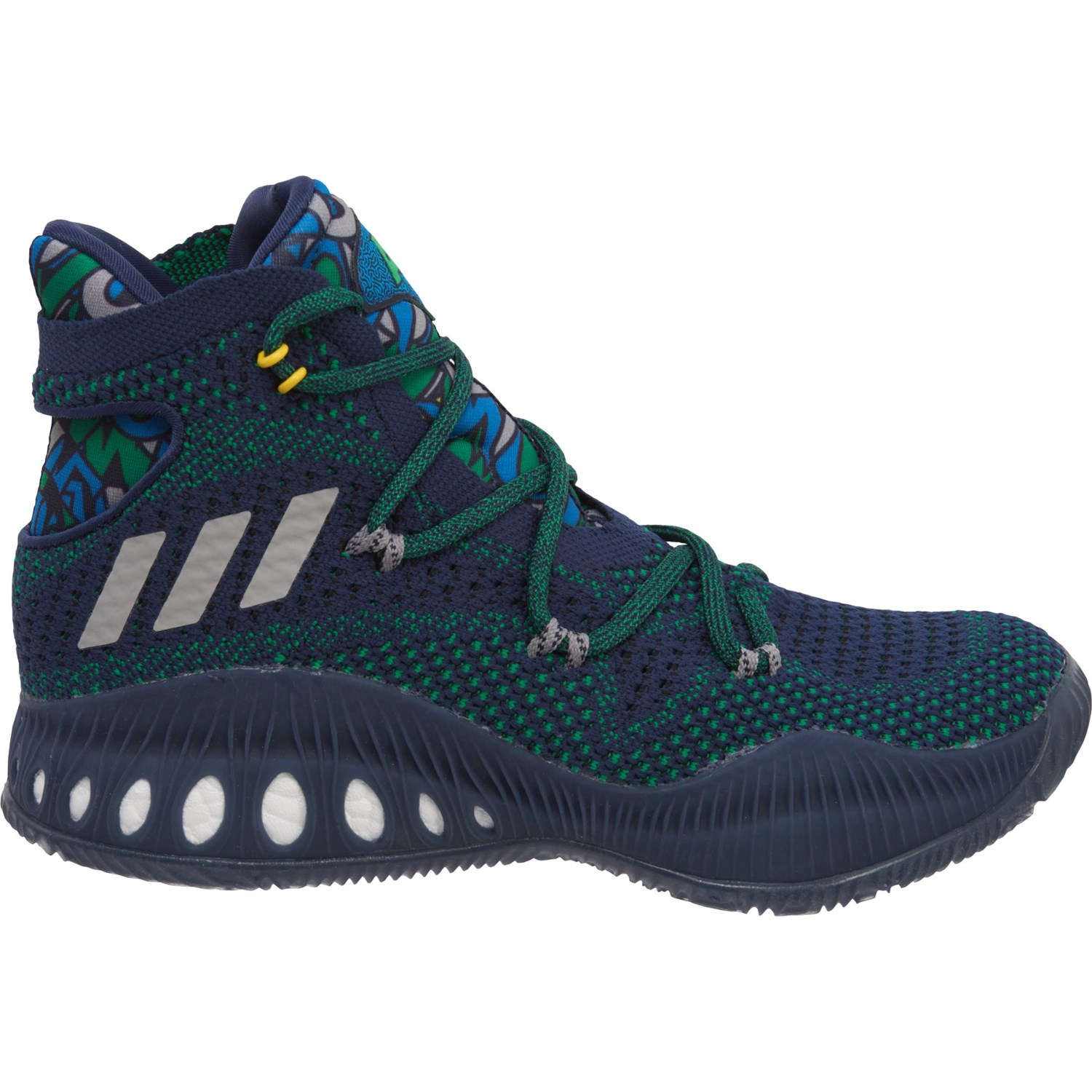 competitive price cd599 b1f4d adidas Crazy Explosive Primeknit Basketball Shoes (For Big Kids)