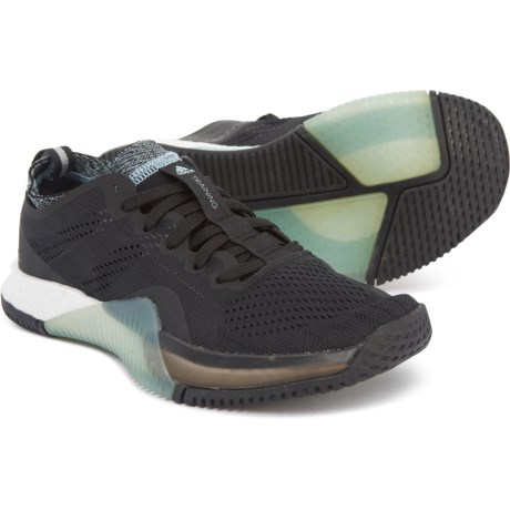 efce08f1 adidas CrazyTrain Elite Training Shoes (For Women) in Core Black/Night  Metallic/