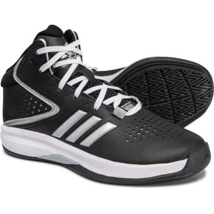 d1802caeaaacd adidas Cross Em Up K Basketball Shoes (For Little and Big Kids) in Core